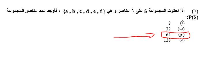 واجب الاول لجميع المواد المستوى ckfu1456380134551.pn