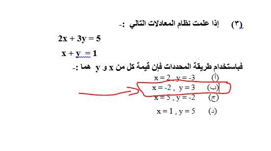 واجب الاول لجميع المواد المستوى ckfu1456380134583.pn
